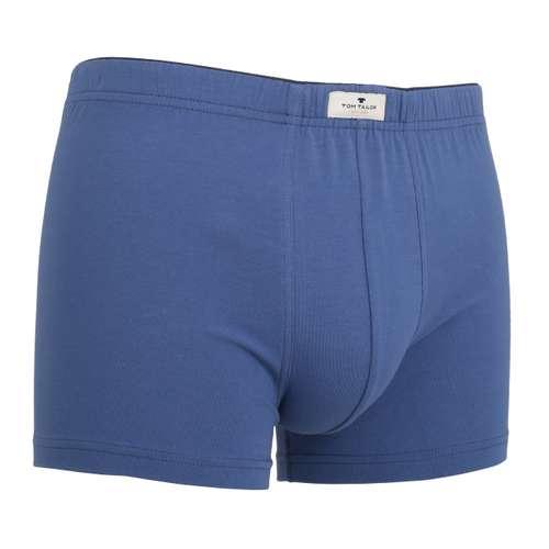 Bild von TOM TAILOR Herren Pants blau uni 1er Pack 330° Ansicht