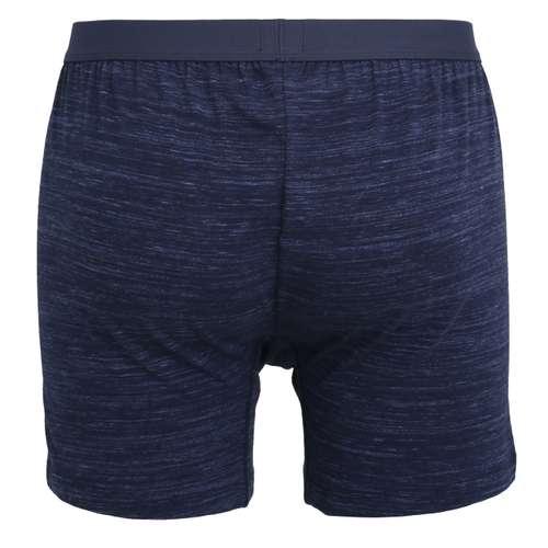 Bild von TOM TAILOR Herren Boxershort blau melange 1er Pack 180° Ansicht