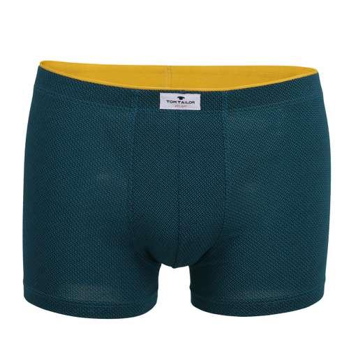 TOM TAILOR Herren Pants blau minimal 1er Pack im 0° Winkel