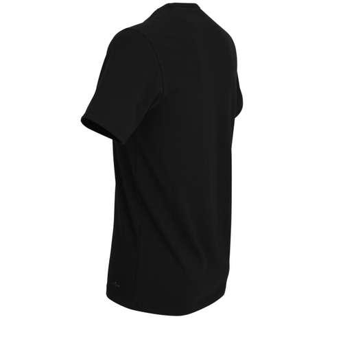 Bild von TOM TAILOR Herren Unterhemd schwarz uni 1er Pack 120° Ansicht