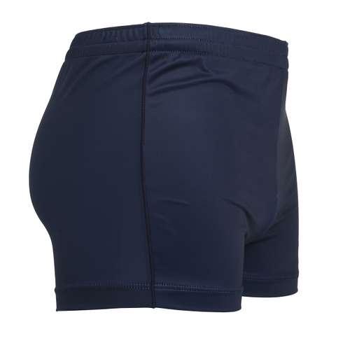 Bild von CECEBA Herren Bade-Pants blau uni 1er Pack 290° Ansicht