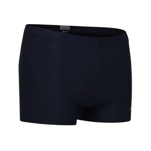 Bild von CECEBA Herren Bade-Pants blau uni 1er Pack 330° Ansicht