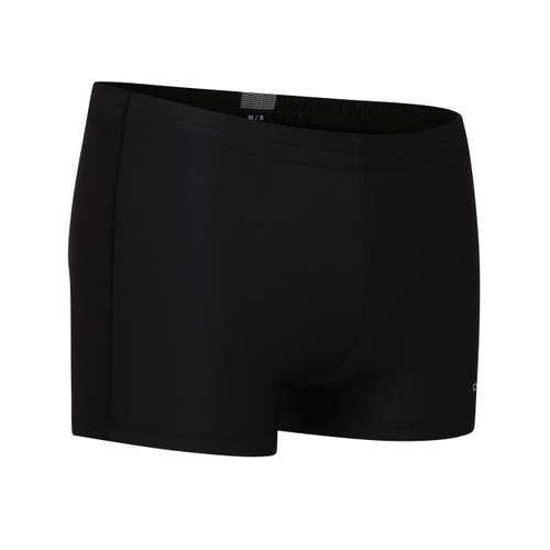 Bild von CECEBA Herren Bade-Pants schwarz uni 1er Pack 330° Ansicht