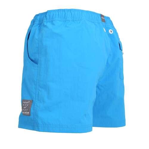 Bild von CECEBA Herren Badehose blau uni 1er Pack 120° Ansicht
