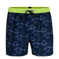 CECEBA Herren Bade-Pants blau minimal 1er Pack