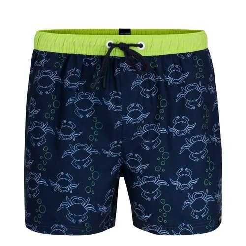 CECEBA Herren Bade-Pants blau minimal 1er Pack im 0° Winkel