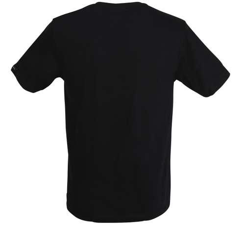 Bild von BALDESSARINI Herren Unterhemd schwarz uni 1er Pack 180° Ansicht