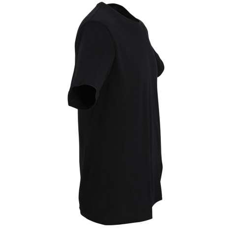 Bild von BALDESSARINI Herren Unterhemd schwarz uni 1er Pack 290° Ansicht