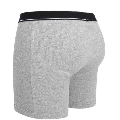 Bild von BALDESSARINI Herren Long-Pants grau melange 1er Pack 120° Ansicht