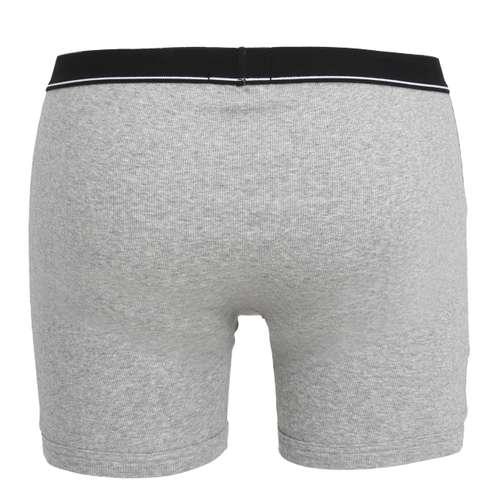 Bild von BALDESSARINI Herren Long-Pants grau melange 1er Pack 180° Ansicht