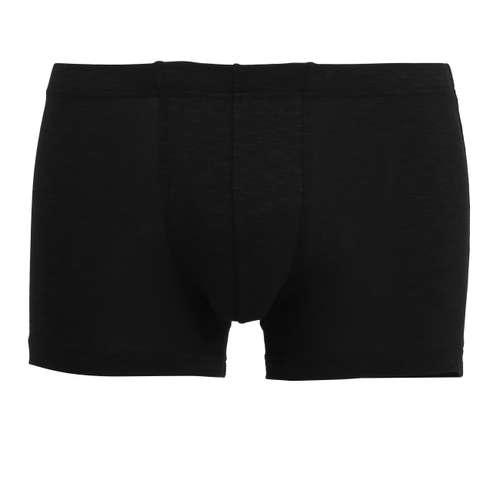 BALDESSARINI Herren Pants schwarz melange 1er Pack im 0° Winkel