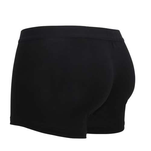 Bild von BALDESSARINI Herren Pants schwarz uni 1er Pack 120° Ansicht