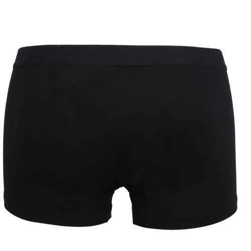 Bild von BALDESSARINI Herren Pants schwarz uni 1er Pack 180° Ansicht