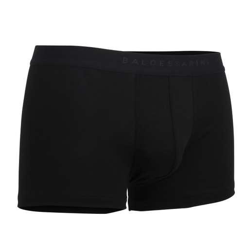 Bild von BALDESSARINI Herren Pants schwarz uni 1er Pack 330° Ansicht