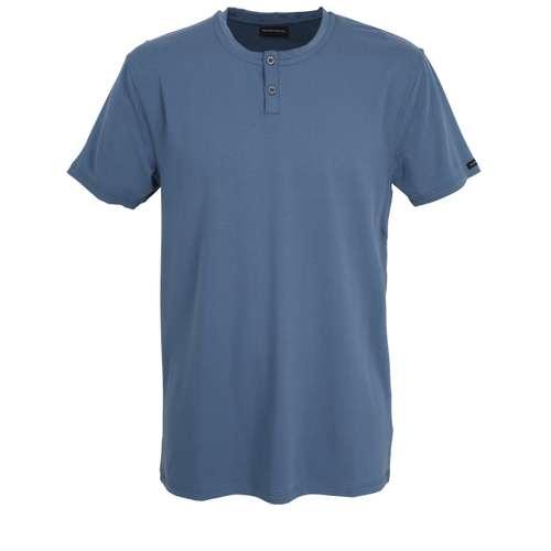 BALDESSARINI Herren Shirt grau uni 1er Pack im 0° Winkel