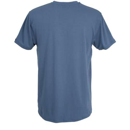 Bild von BALDESSARINI Herren Shirt grau uni 1er Pack 180° Ansicht