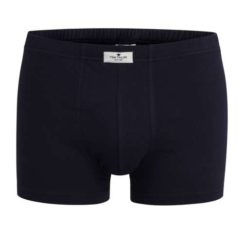 TOM TAILOR Herren Pants blau uni 4er Pack im 0° Winkel