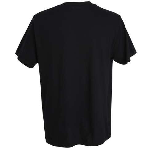 Bild von GÖTZBURG Herren Unterhemd schwarz uni 2er Pack 180° Ansicht