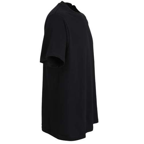 Bild von GÖTZBURG Herren Unterhemd schwarz uni 2er Pack 290° Ansicht