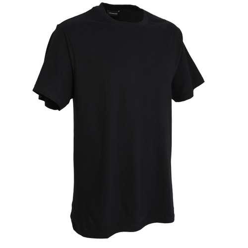 Bild von GÖTZBURG Herren Unterhemd schwarz uni 2er Pack 330° Ansicht