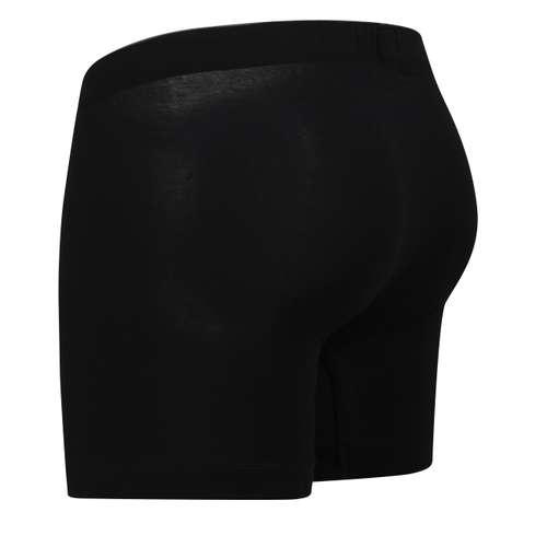 Bild von GÖTZBURG Herren Long-Pants schwarz uni 1er Pack 120° Ansicht