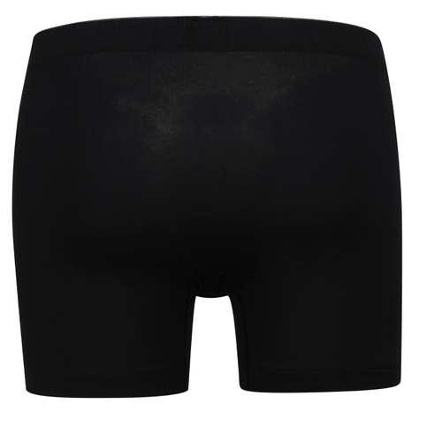 Bild von GÖTZBURG Herren Long-Pants schwarz uni 1er Pack 180° Ansicht