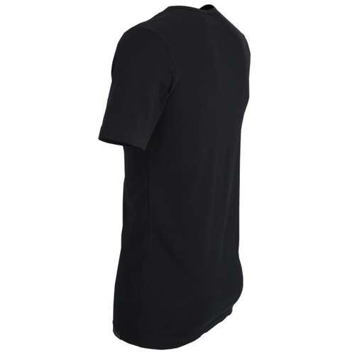 Bild von GÖTZBURG Herren Unterhemd schwarz uni 1er Pack 120° Ansicht