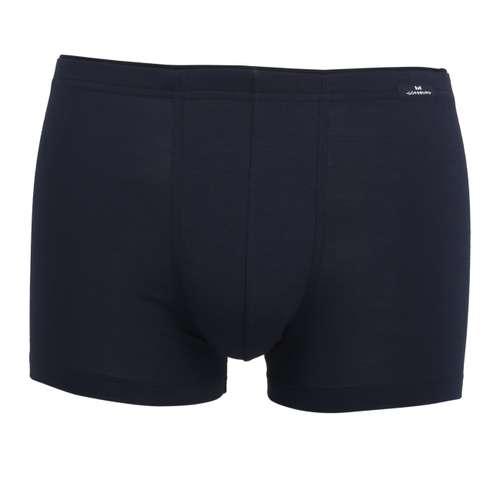 GÖTZBURG Herren Pants blau uni 1er Pack im 0° Winkel