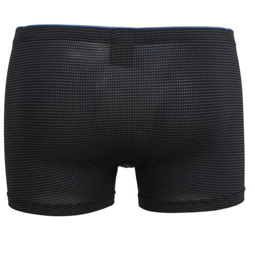 Bild von GÖTZBURG Herren Pants schwarz minimal 1er Pack 180° Ansicht