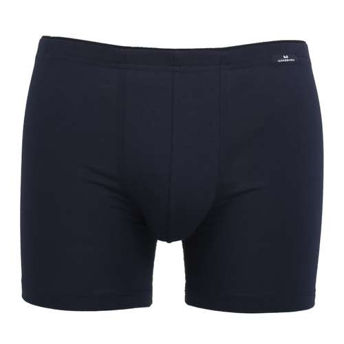 GÖTZBURG Herren Long-Pants blau uni 1er Pack im 0° Winkel