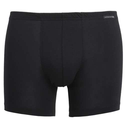 GÖTZBURG Herren Long-Pants schwarz uni 1er Pack im 0° Winkel