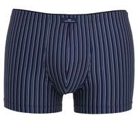 GÖTZBURG Herren Pants blau längsgestreift 1er Pack