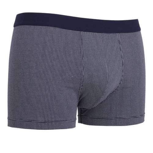 Bild von GÖTZBURG Herren Pants blau bedruckt 1er Pack 330° Ansicht