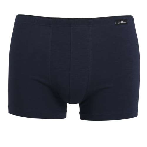 GÖTZBURG Herren Pants blau melange 1er Pack im 0° Winkel