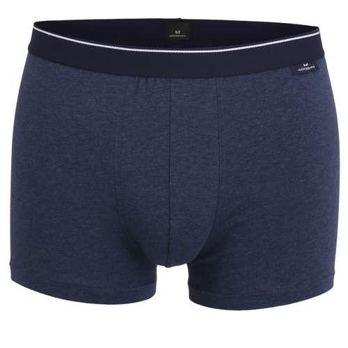 GÖTZBURG Herren Pants blau melange 2er Pack im 0° Winkel