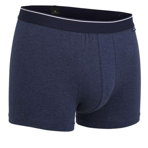 Bild von GÖTZBURG Herren Pants blau melange 2er Pack 330° Ansicht