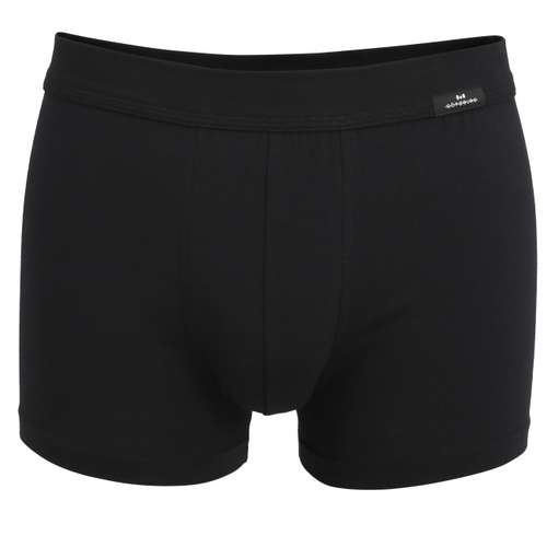 GÖTZBURG Herren Pants schwarz uni 1er Pack im 0° Winkel