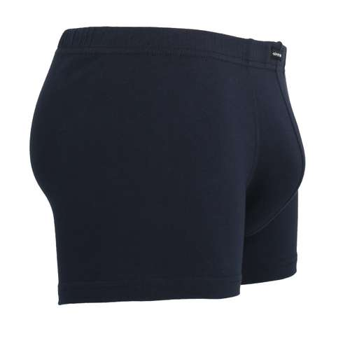 Bild von GÖTZBURG Herren Pants blau uni 2er Pack 290° Ansicht