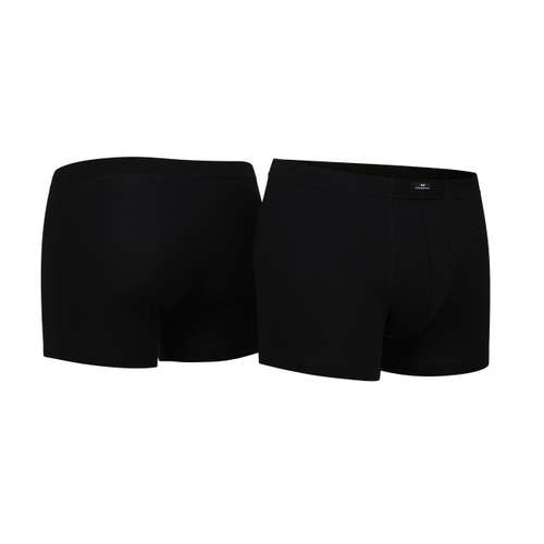 Bild von GÖTZBURG Herren Pants schwarz uni 2er Pack 330° Ansicht