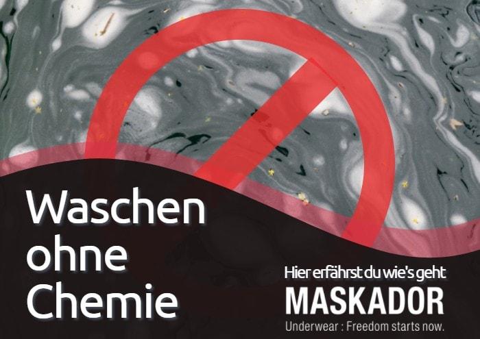 Wäsche ohne Chemi...